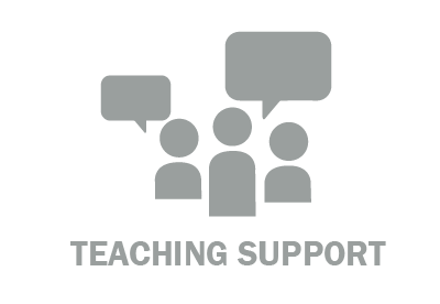 Teachingsupport green